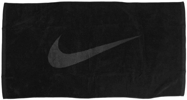 NIKE SPORT TOWEL BLACK