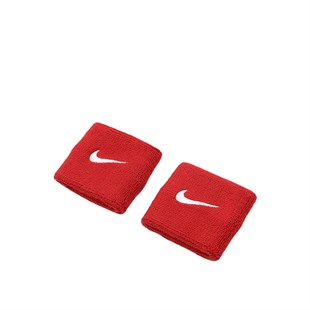 NIKE SWOOSH WRISTBANDS VARSITY RED