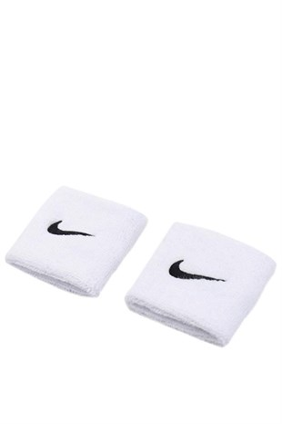 NIKE SWOOSH WRISTBANDS WHITE