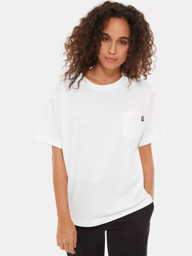 W S/S RELAXED POCKET TEE